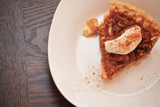 Shays Kitchen Bourbon Pecan Pie