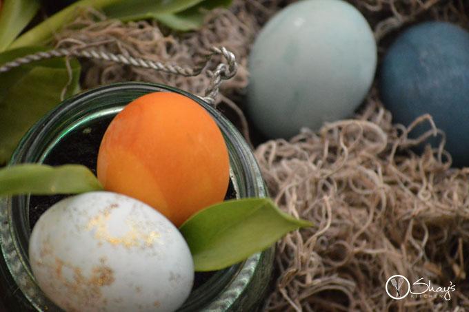 Shay's Kitchen Easter Egg Dye DIY